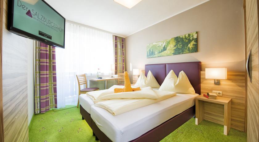 Hotel Der Salzburgerhof 3*