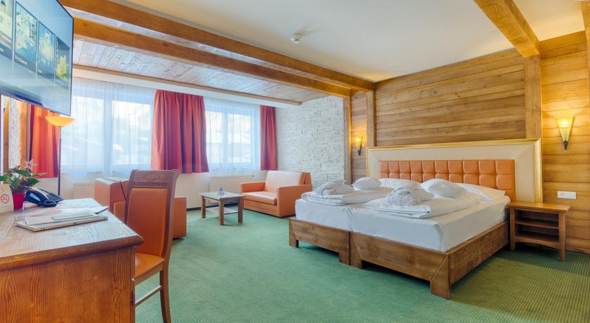 Hotel Victoria Kaprun 4*
