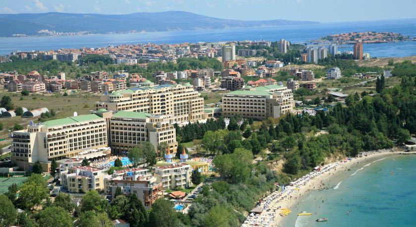Hotel Sol Nessebar Bay/Mare 4*