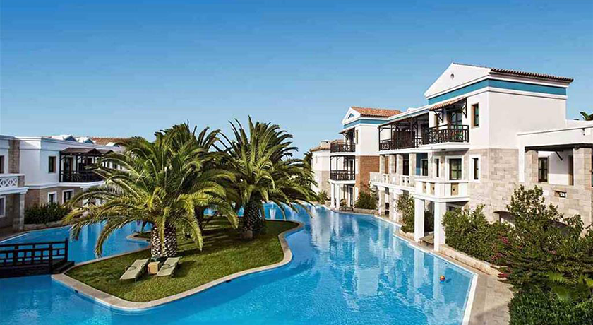 Charter Creta - Aldemar Royal Mare Spa Center