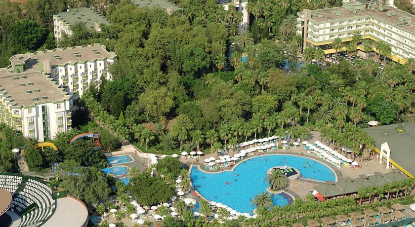 Charter Antalya - Hotel Delphin Botanik