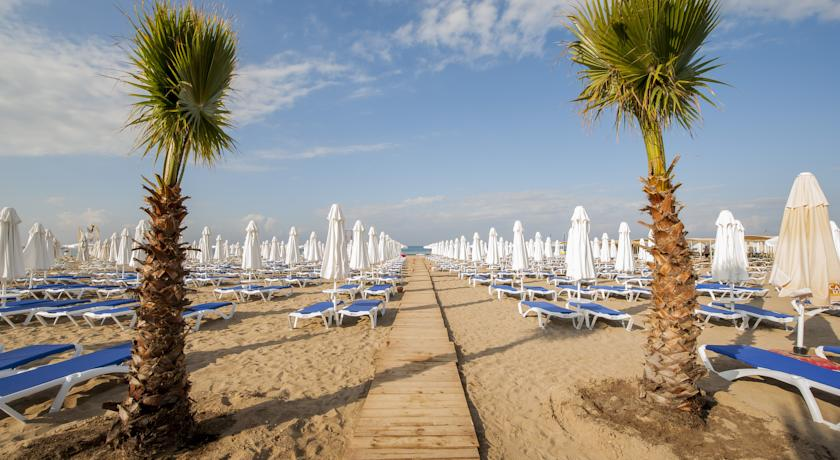 Charter Antalya - Dream World Resort Hotel & SPA