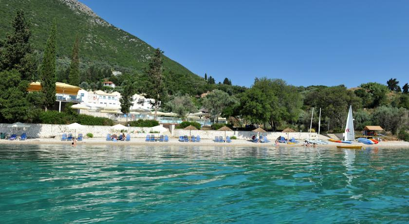 Charter Lefkada - Porto Galini Seaside Resort and Spa