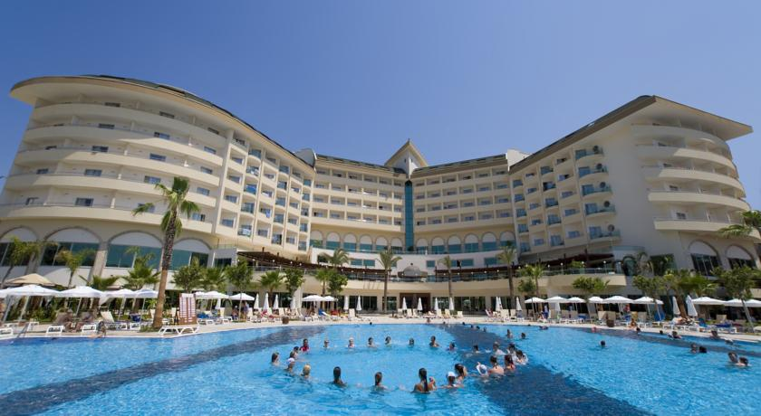 Charter Antalya - Sapfir Resort&Spa