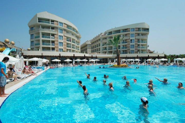Charter Antalya - Seamelia Beach Resort Hotel & Spa