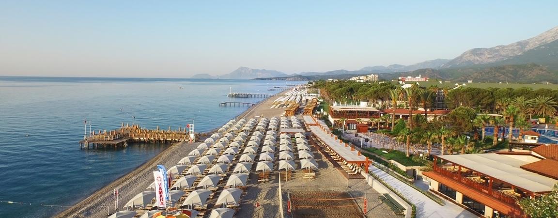 Charter Antalya - Hotel Akka Alinda