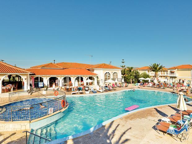 Charter Zakynthos - Hotel Marelen