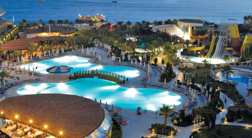 Charter Antalya - Mukarnas Spa Resort
