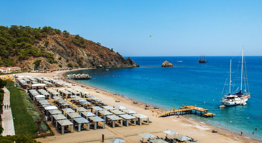 Charter Antalya - Rixos Premium Tekirova