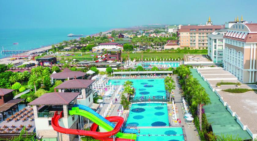 Charter Antalya - Vera Club Mare