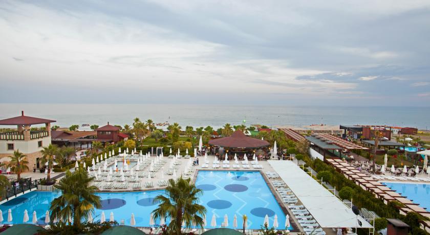 Revelion Antalya - Club Hotel Vera Mare 5*