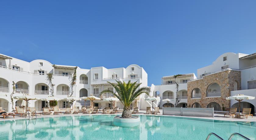 Hotel Aegean Plaza 4*