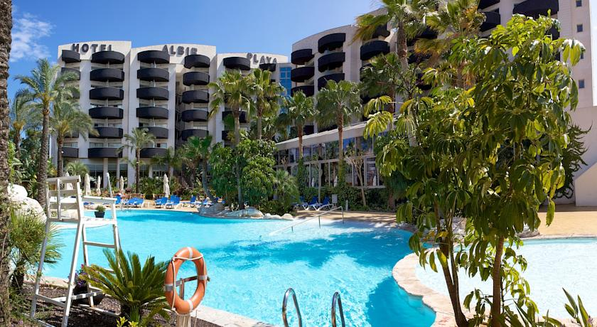 Hotel Albir Playa 3*
