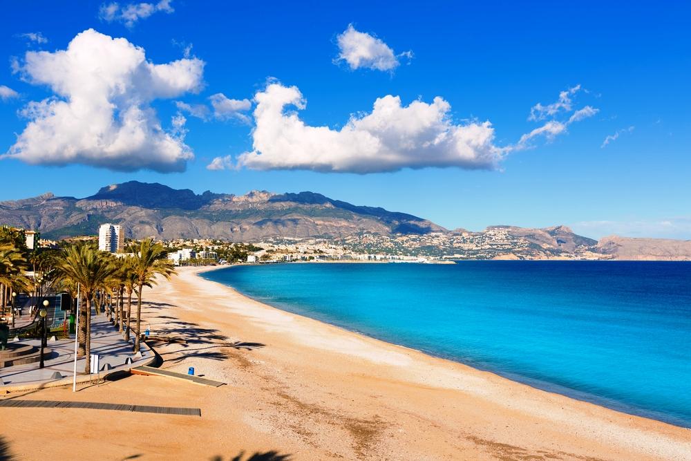 Charter Costa Blanca - Hotel Albir Playa 3*