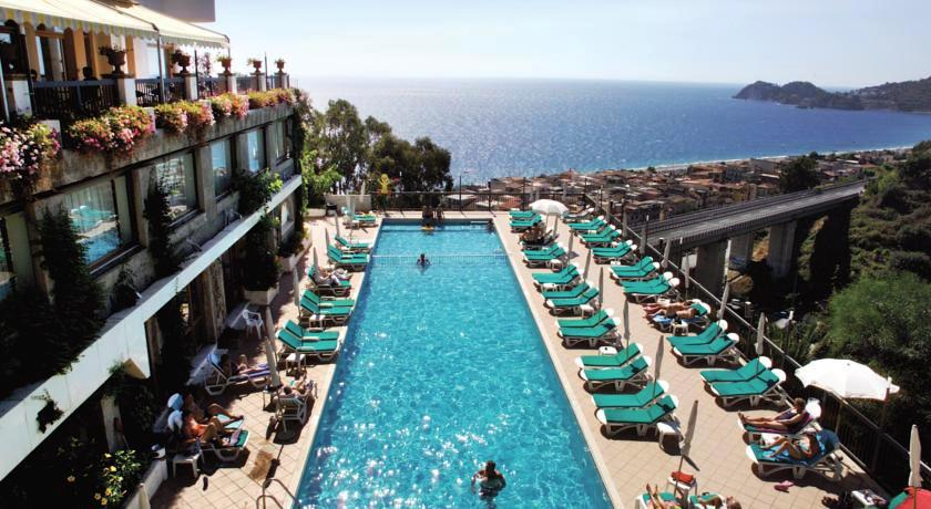 Hotel Antares Terrazze 4*