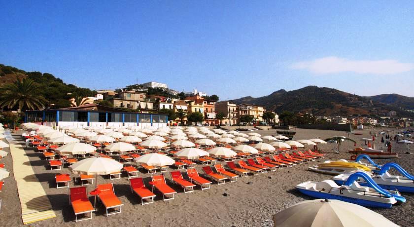 Charter Sicilia - Hotel Antares Terrazze 4*