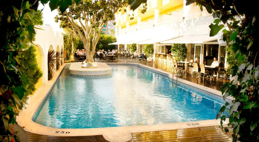 Hotel Augusta Club 4*, Adults Only
