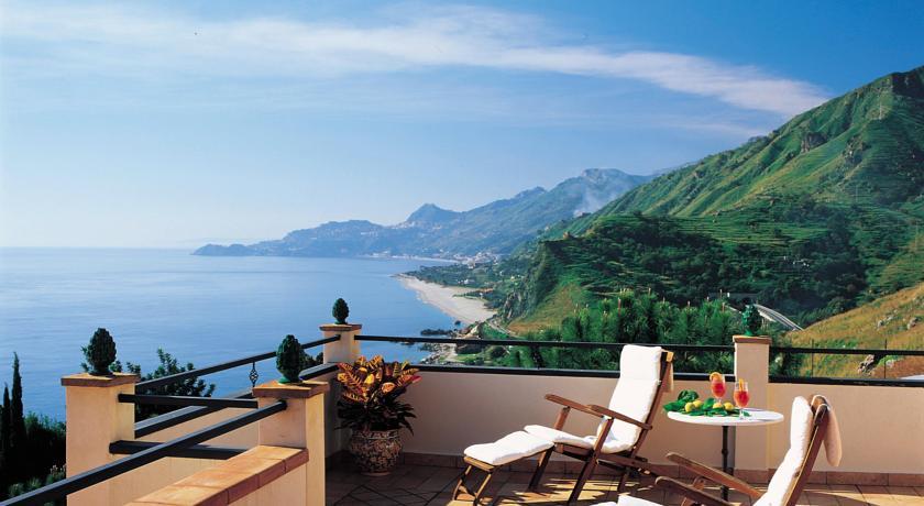 Charter Sicilia - Hotel Baia Taormina 4*