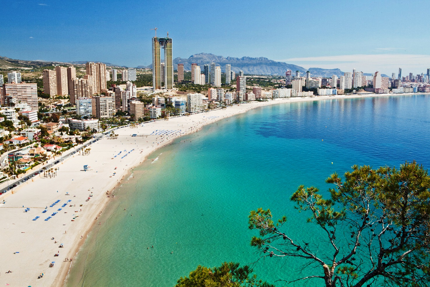 Charter Costa Blanca - Hotel Condal 3*