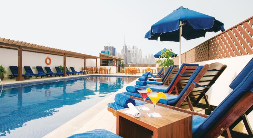 Charter Dubai - Hotel Citymax Bur Dubai 3*