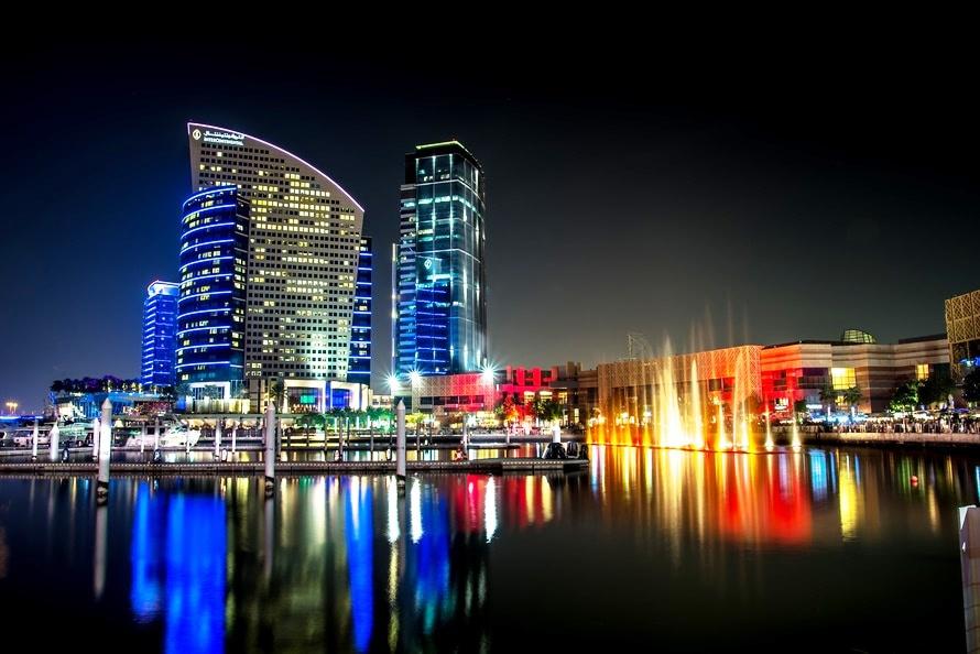 Charter Dubai - Hotel Ibis al Barsha 3*