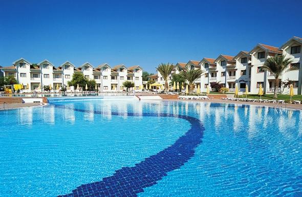 Charter Cipru - Hotel Salamis Bay Conti 5*