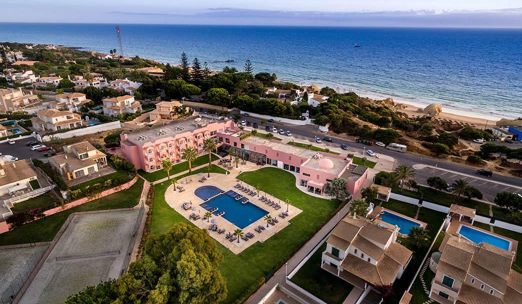 Hotel Vila Gale Praia 4*