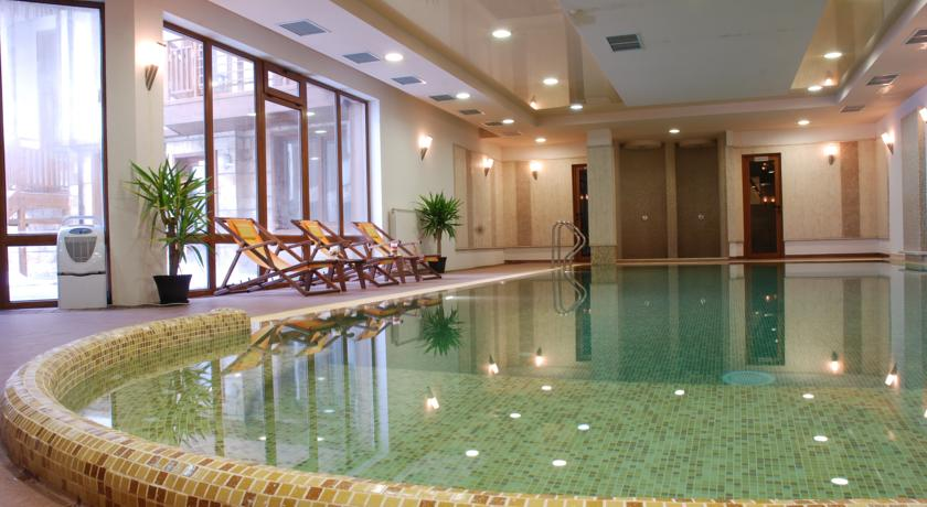 Aparthotel Adeona Ski&Spa 3*