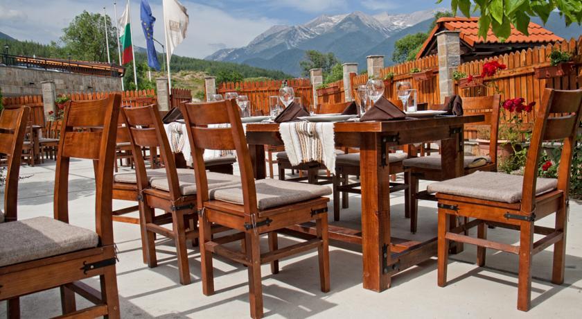 Hotel St Ivan Rilski Apartment & Spa 4*