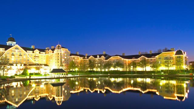 Reducere 50% - Disneyland Paris - Hotel Newport Bay 4*