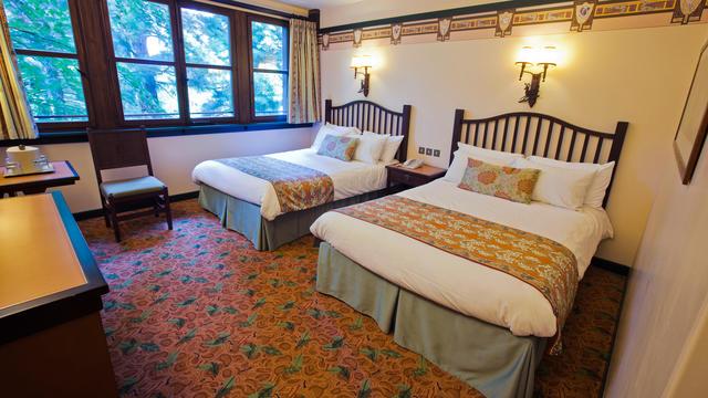 Early Booking 20%+Demipensiune - Disneyland Paris - Hotel Sequoia Lodge 3*